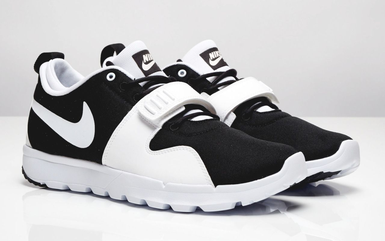 ec5cf3096000 Nike SB Trainerendor  Panda  (via…