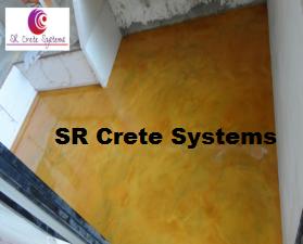 Designer Metallic Epoxy Flooring For Office Space In India Metallic Epoxy Floor Epoxy Floor Flooring