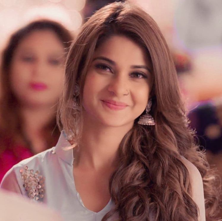Image May Contain 2 People Closeup Jennifer Winget Glamour Beauty Girl