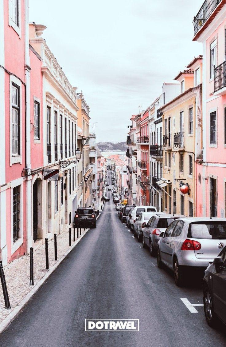 Lisbon, Portugal Lisbon, Unique destination, Solo travel