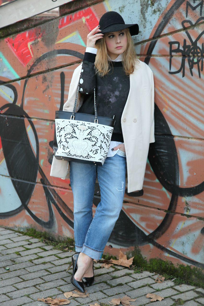 Bianco inverno ed un cappello - TheChiliCool Fashion Blog ...