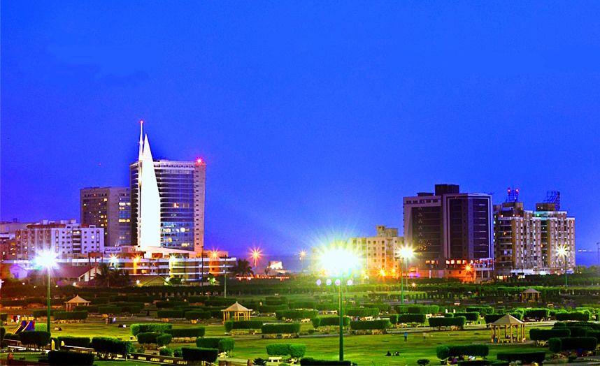 Karachi Is The Beautiful City Of Pakistan