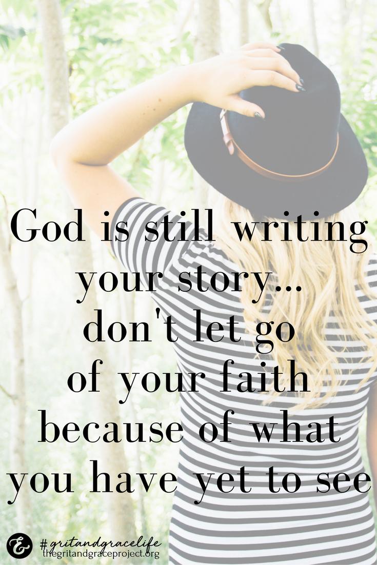 Women Of Faith Quotes: Take Heart, Lady! #gritandgracelife #gritgraceandGod