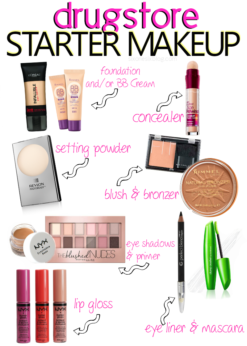 Makeup for Beginners on a Budget (With images) Makeup