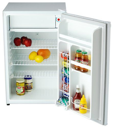 Marvelous Danby Deluxe Mini Fridge As A Result Of Freezer (4.3cu. Dorm Rooms ... Part 9