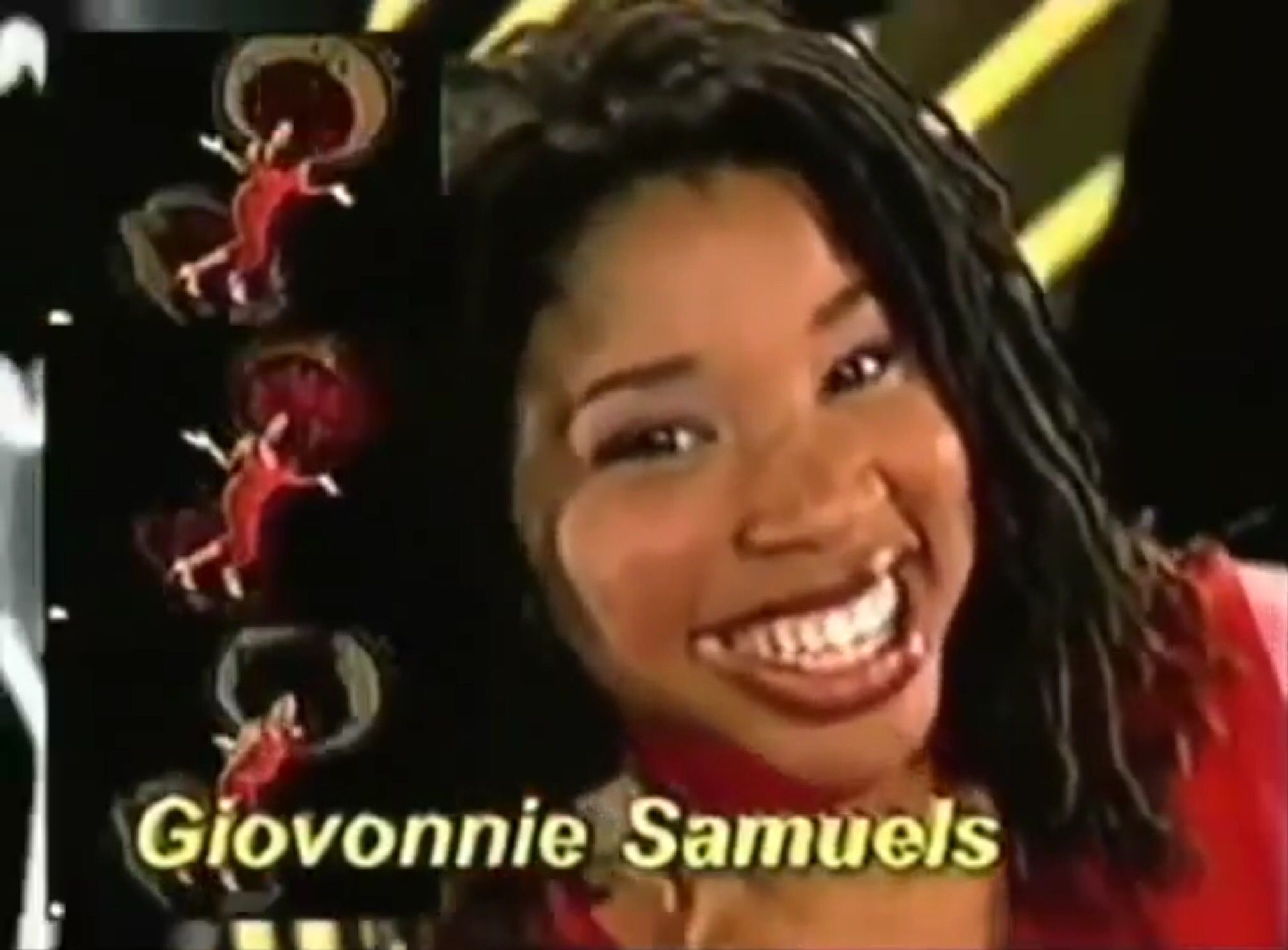 giovonnie samuels in zack and cody