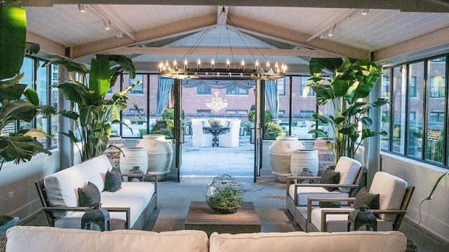 restoration hardware chicago locations gallery store roof flagship