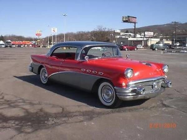 1956 Buick Century Riviera