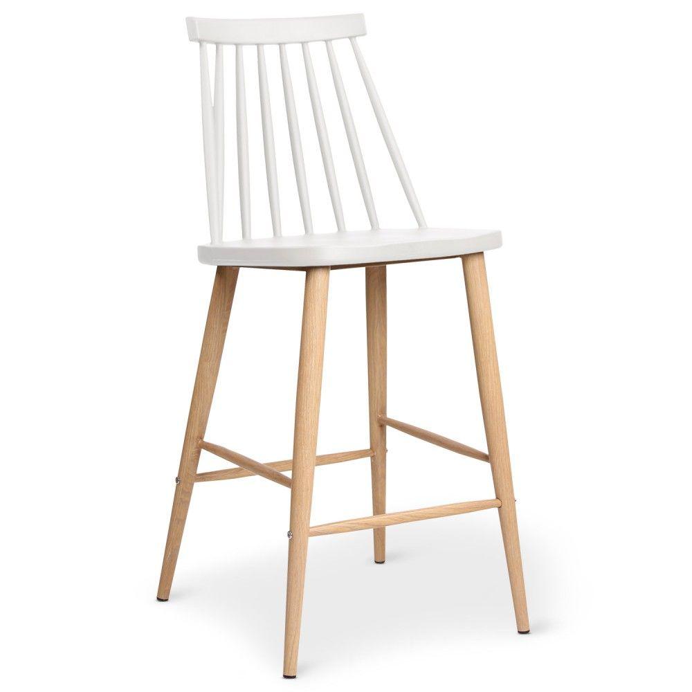 La Chaise De Bar Trouville Chaise Haute Scandinave Coloris