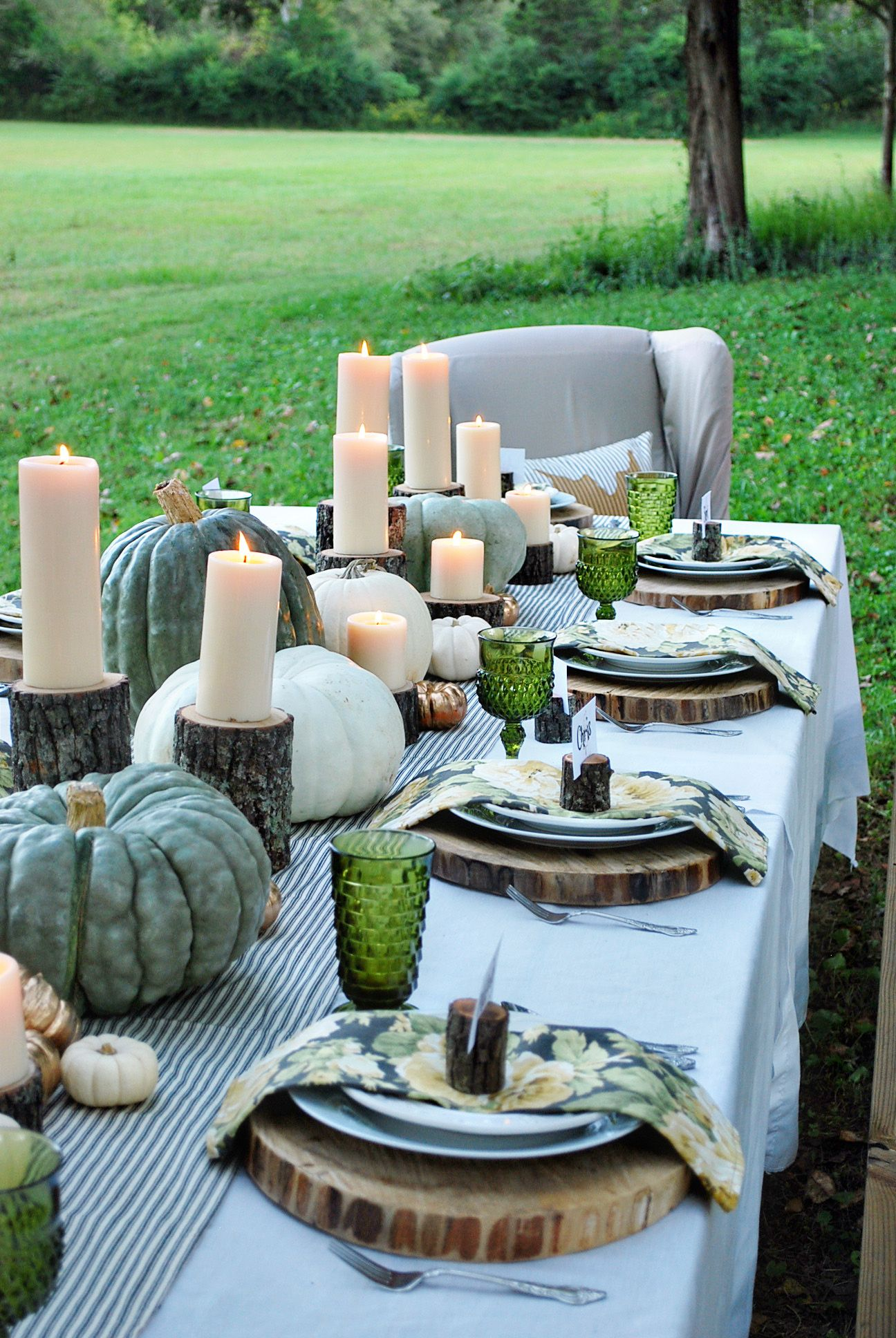 A Casa Di Babette enchanted autumn (avec images) | décoration de table automne