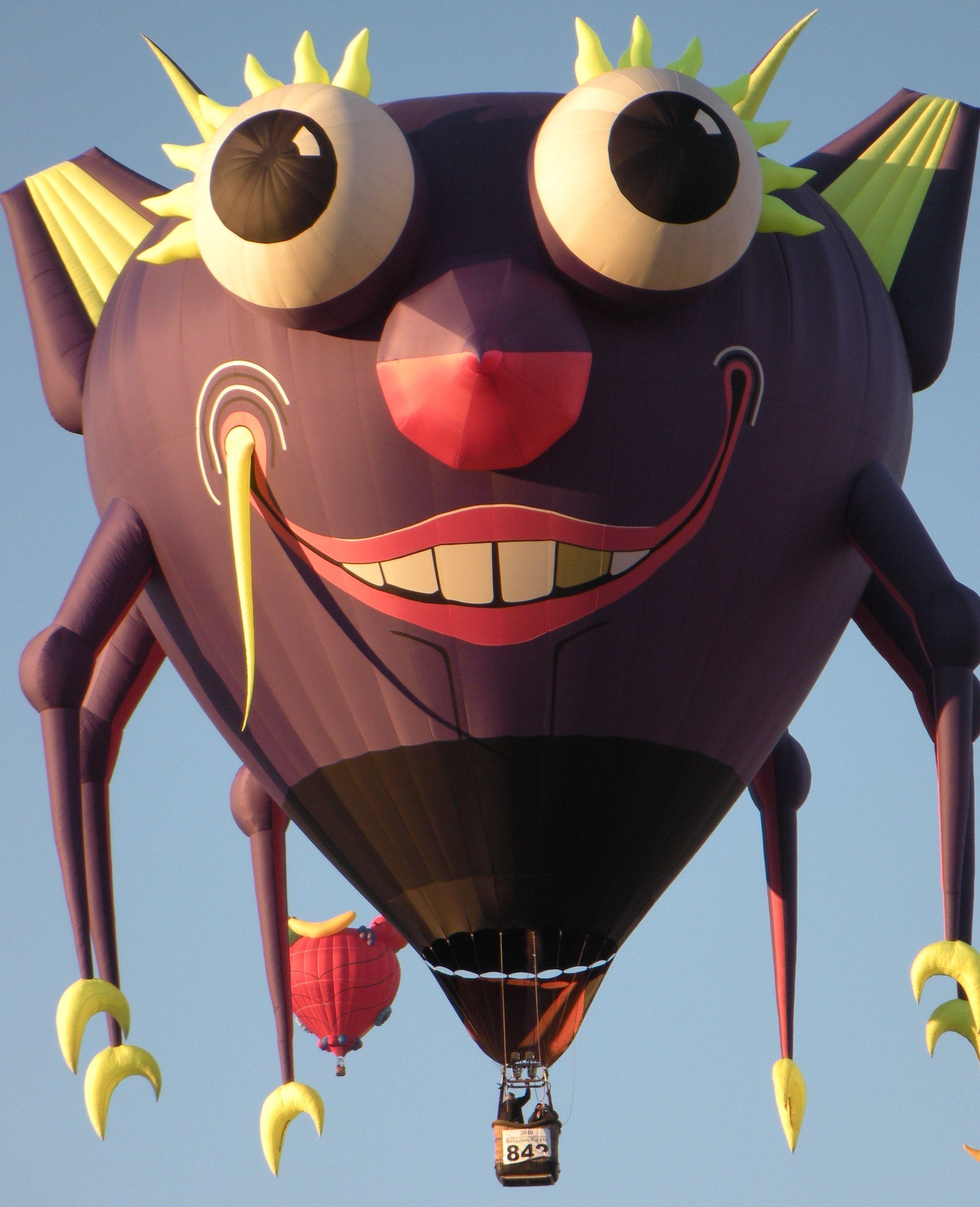 """Albuquerque Volkswagen: """"Flying Purple People Eater"""""""