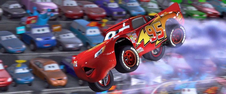 Imcdb Org Made For Movie Nascar Lightning Mcqueen In Cars