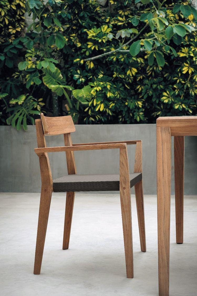 Teak Gartenmobel Hochwertige Outdoor Ausstattung Von Roda Italien