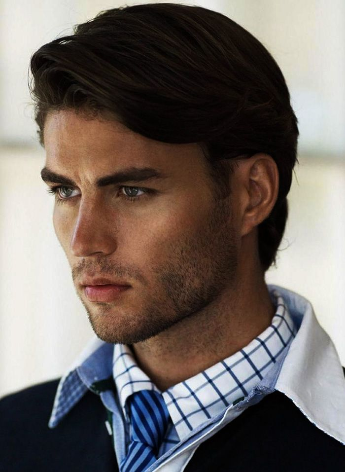 Thick Hairstyles For Men Fascinating 20 Best Hairstyles For Men With Thick Hair  Pinterest  Men