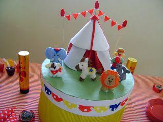 """a casca da cigarra: Aniversário de 1 ano: Bem vindos ao """"Circo do Benjamin"""""""