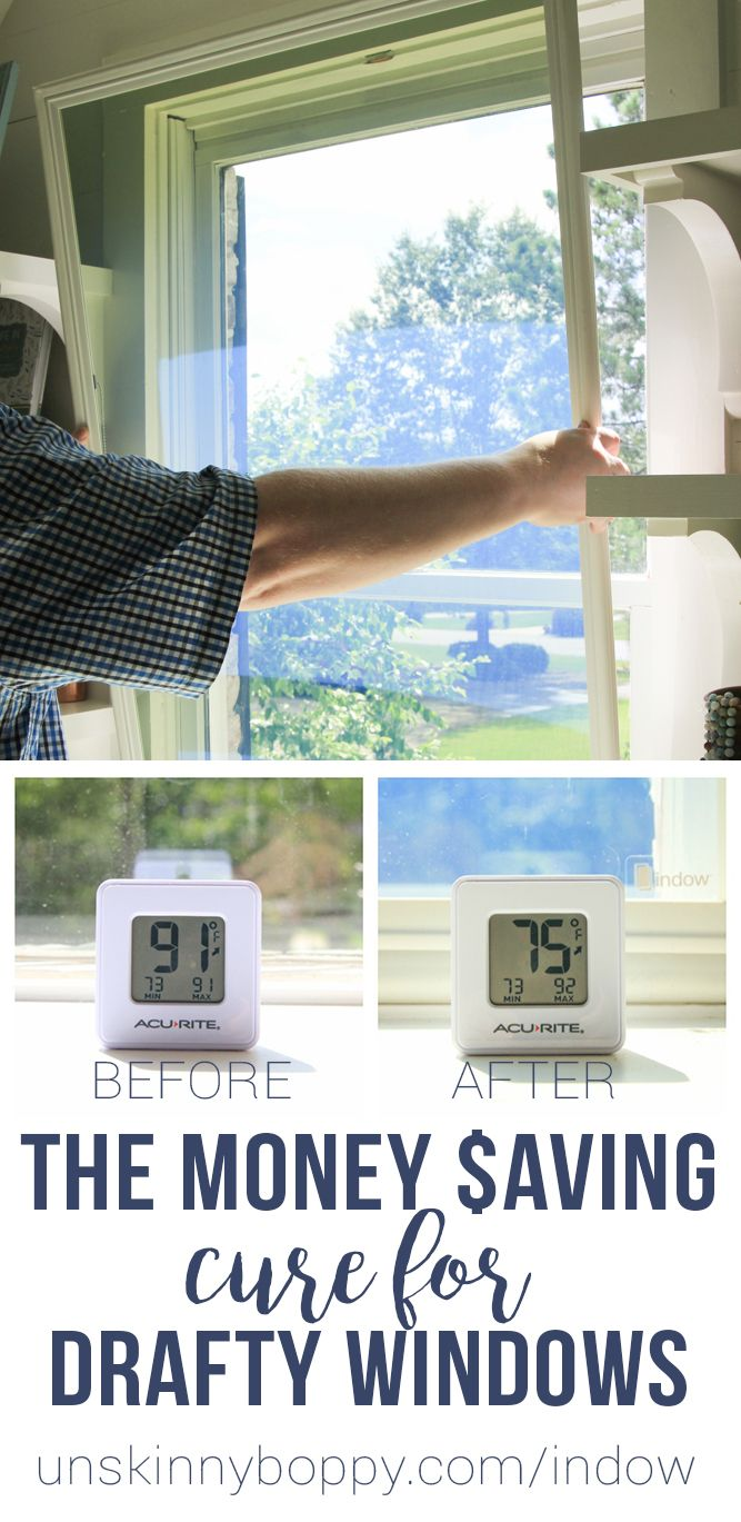 From 91 Degrees To 75 How To Cool Down A Hot Attic Room With One Simple Solution This Window Diy Interior Storm Windows Interior Storm Windows