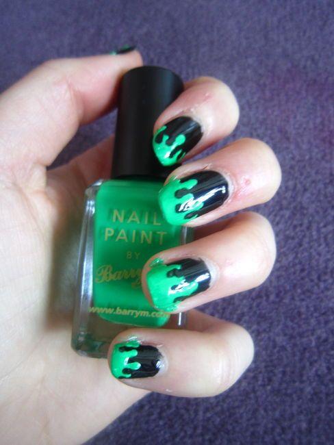 Spring green nails nails nails pinterest green nail spring green green nail artgreen prinsesfo Gallery