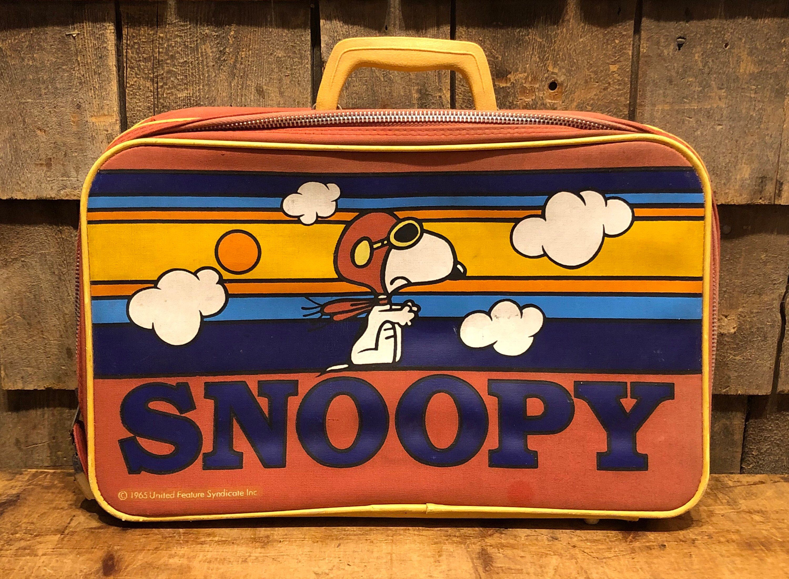 Kids Character Bag Snoopy