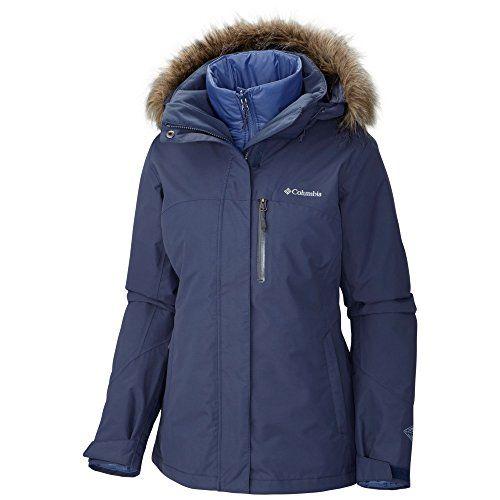 Columbia Womens Lhotse Interchange Jacket ...