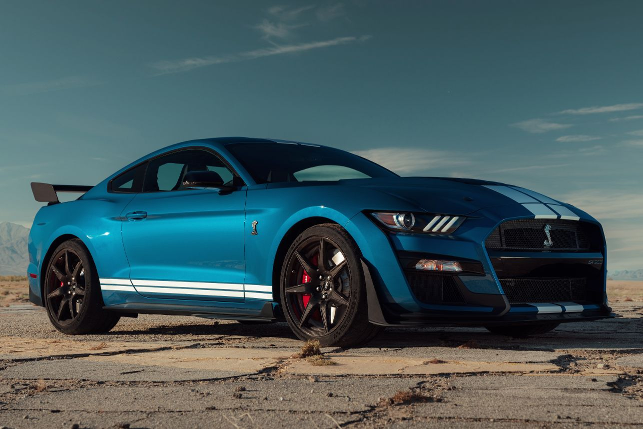 The 700 Hp 2020 Shelby Mustang Gt500 Is Ford S Most Powerful Car Ever Shelby Gt500 Mustang Gt500 Shelby Mustang Gt500