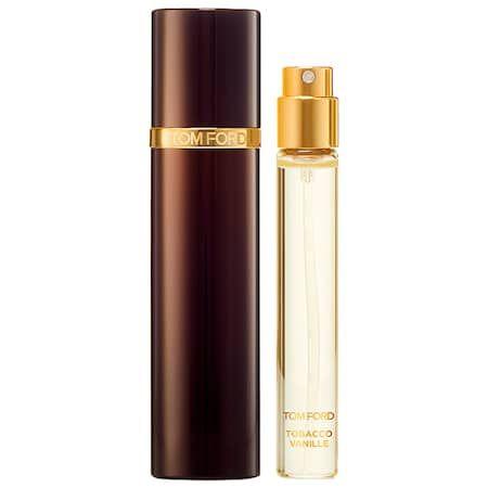 Tom Ford Tobacco Vanille Atomizer 03 Oz 10 Ml Spray Eau De Parfum