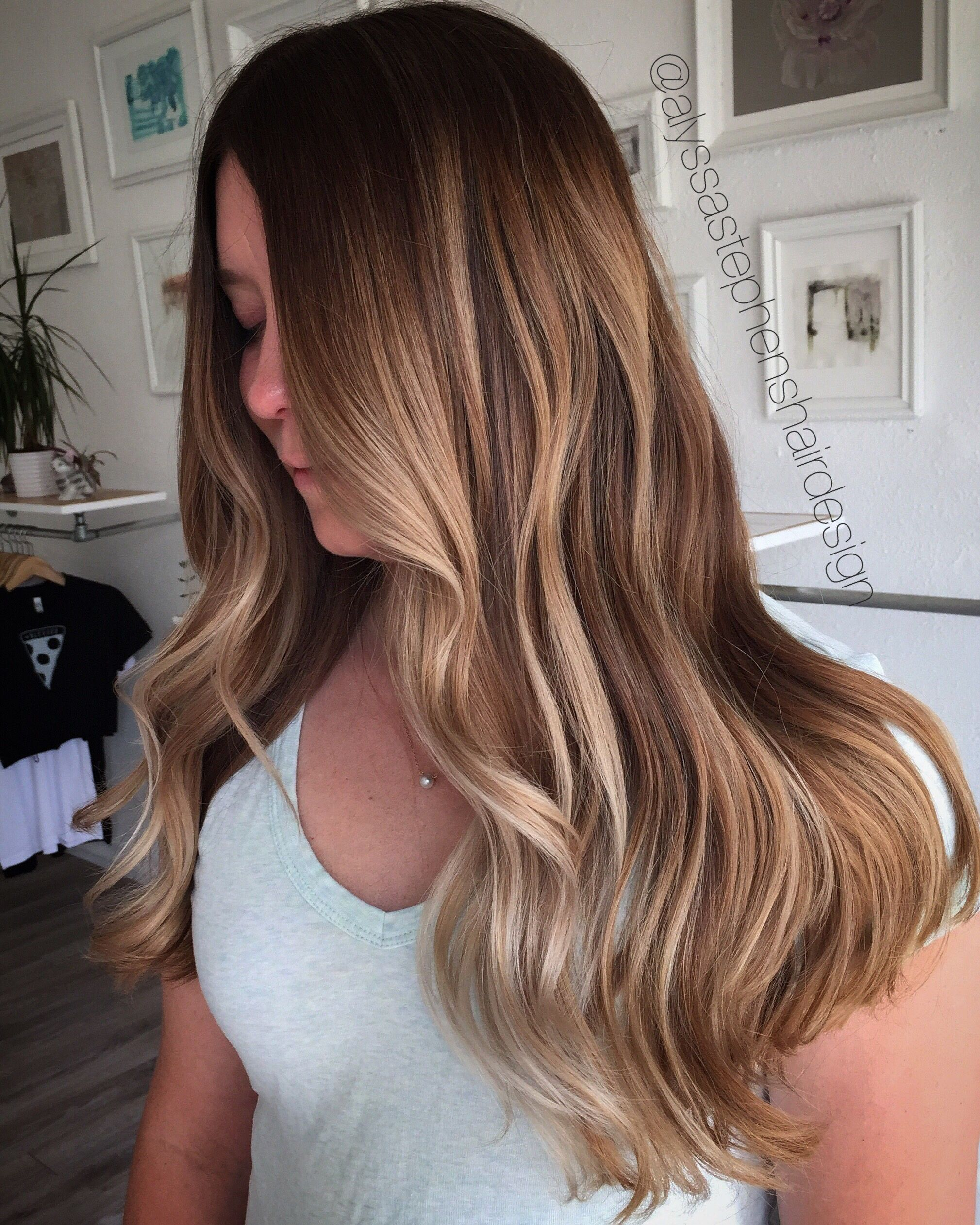 11+ Milk chocolate hair color trends