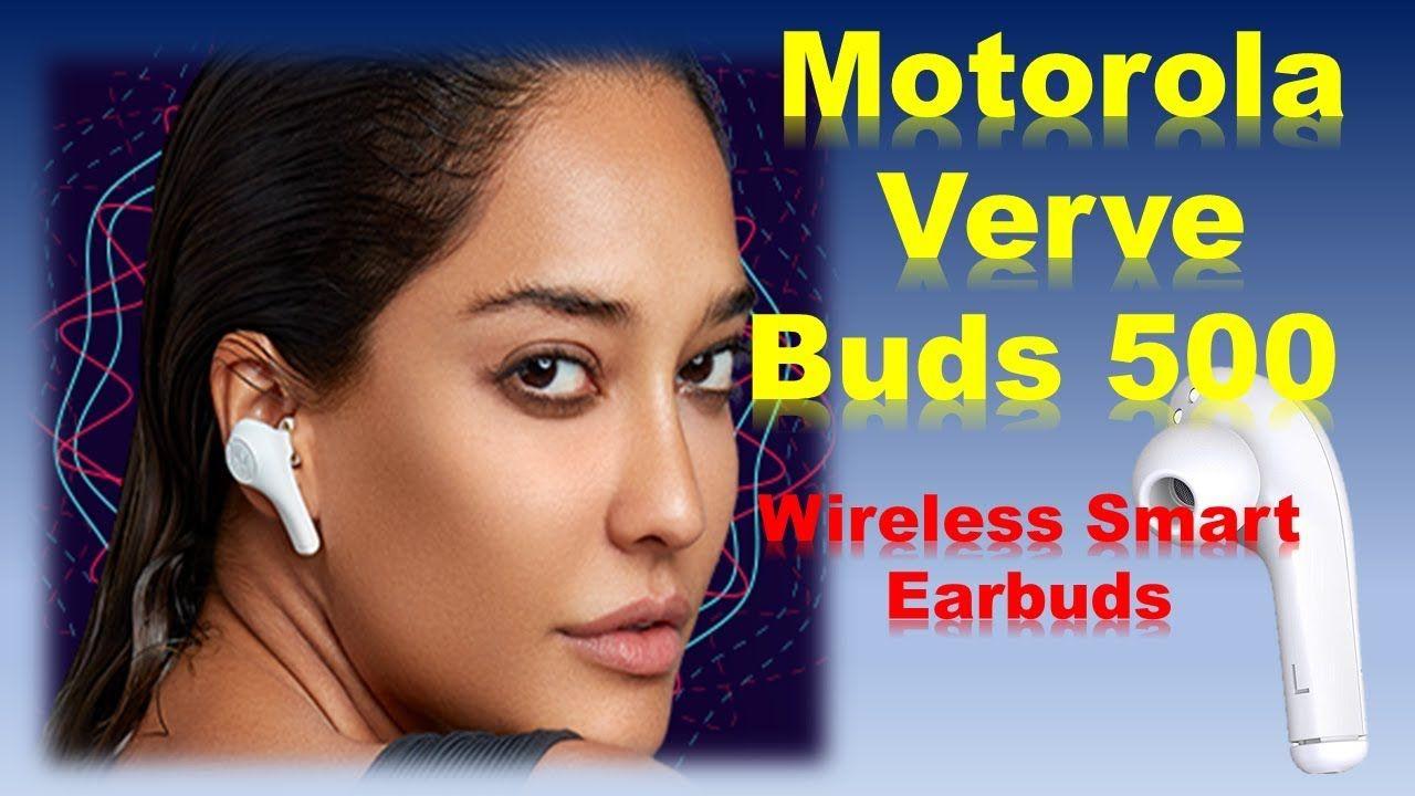 Amazon Headphone Offers | Motorola Verve Buds 500 Wireless Smart