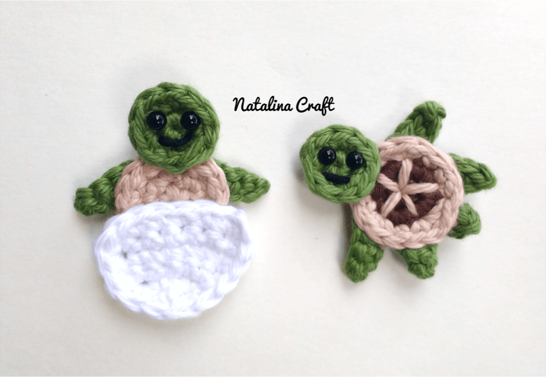 Crochet Turtle Appliques #crochetturtles Crochet Turtle Appliques - Free and Easy patterns #crochetturtles Crochet Turtle Appliques #crochetturtles Crochet Turtle Appliques - Free and Easy patterns #crochetturtles