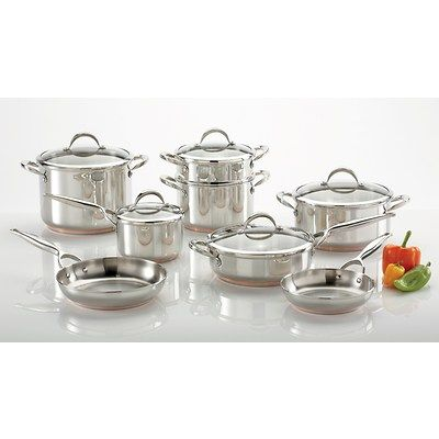 This 13 Piece Cookware Set Cookware Set Stainless Steel