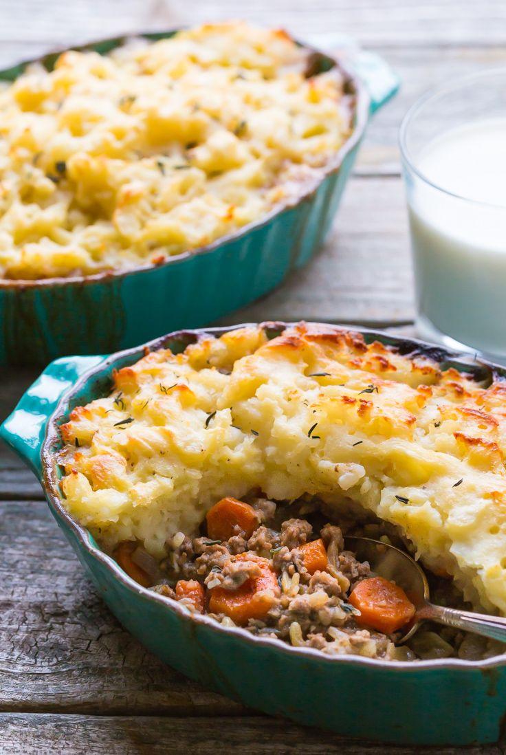 make easy shepherds pie delish - 736×1098