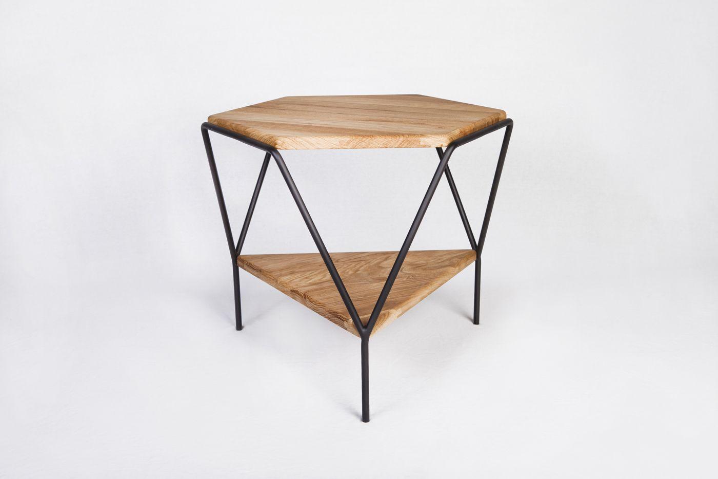 Jordi Lopez Aguilo_collection Y_side Table Y_main View Clean  # Muebles Lopez Y Lopez