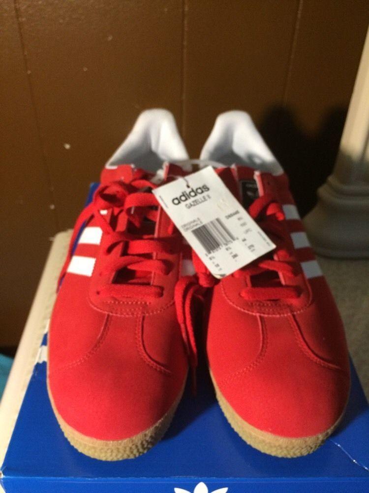 adidas gazzella ii mens d65445 10 nuovi con scatola adidas