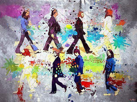 Daniel Janda - The Beatles Grunge