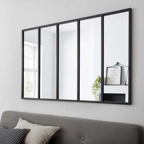 Grand Miroir Mural 29 Modeles De Reve Pour Votre Interieur En