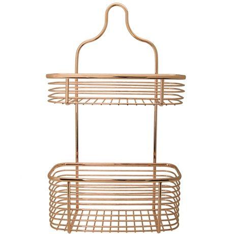 Brio Shower Caddy Copper Colour | Home Design Idea\'s | Pinterest ...