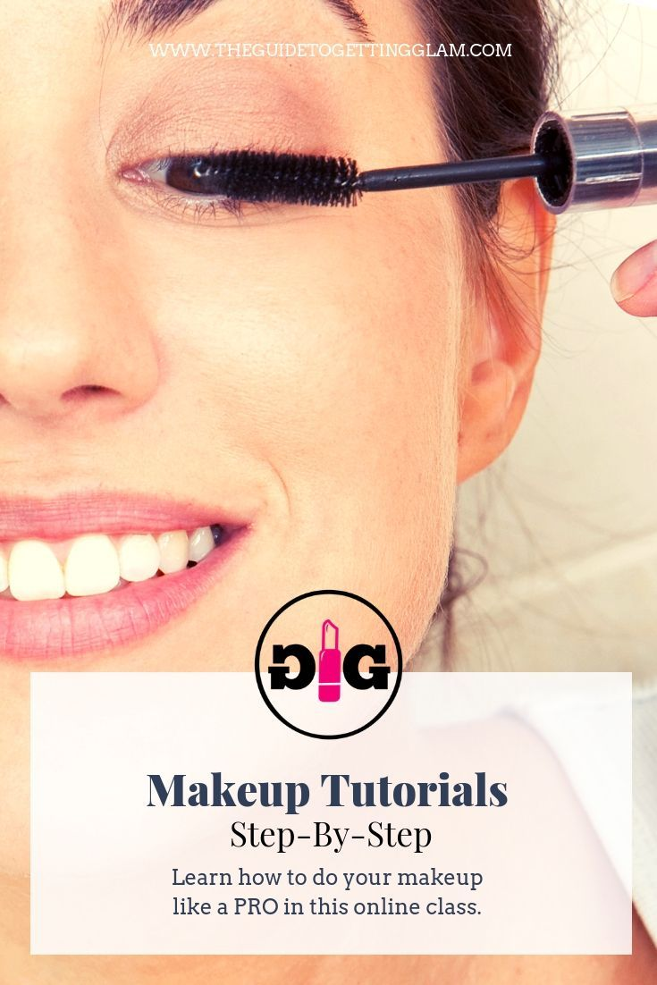 learn how to do your makeup like a pro with glam bootcamp