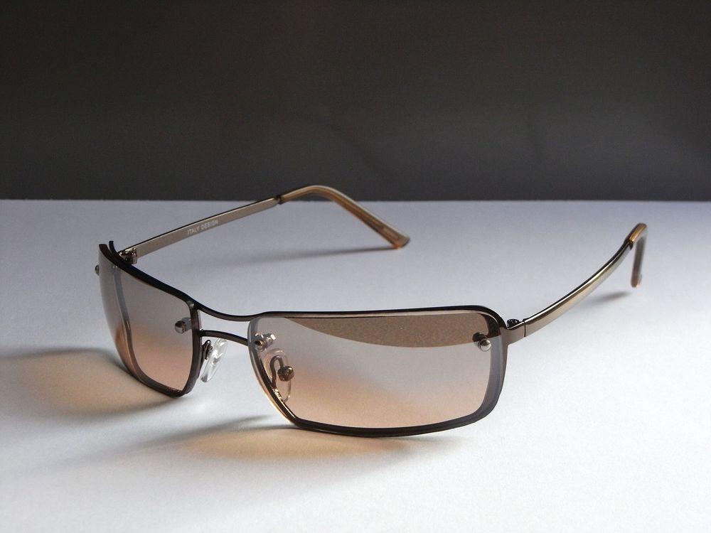 Sonnenbrille Sunglasses Brille Unisex Modern Klar Modell 6 / Verlaufsgläser sR1XUwV6