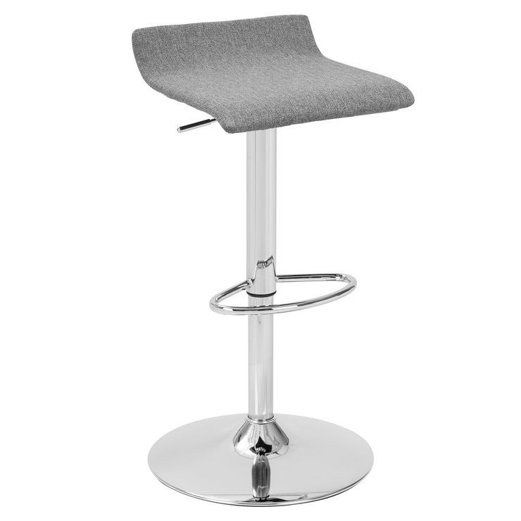 Pleasant Grey Fabric Ale Barstool Home Grey Fabric Kitchen Alphanode Cool Chair Designs And Ideas Alphanodeonline