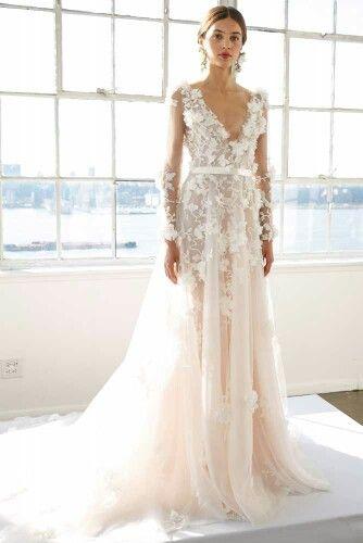 Marchesa | Wedding Dresses | Pinterest
