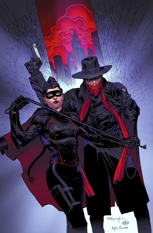 Noir 1 The Shadow & Black Sparrow Adrian Syaf Noir