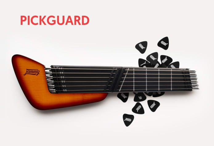 Https Www Indiegogo Com Projects Jammy Super Portable Digital Guitar Travel Guitar Acoustic Guitar Strap Learn Guitar