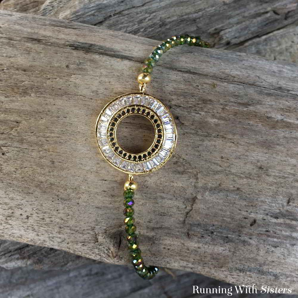 Recyle Teasures Boutique Simple Delicate Beaded Earrings for Women /& Teen Girls