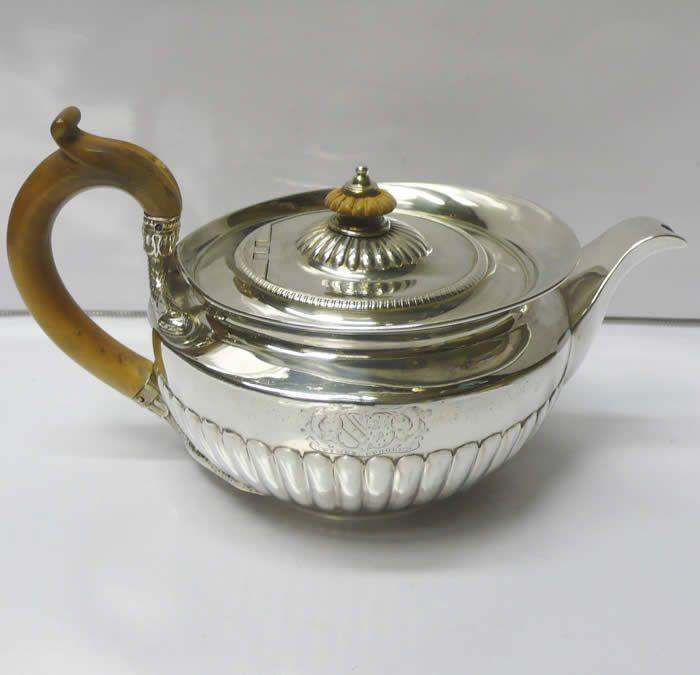 Antique Silver Tea Set Appraisal