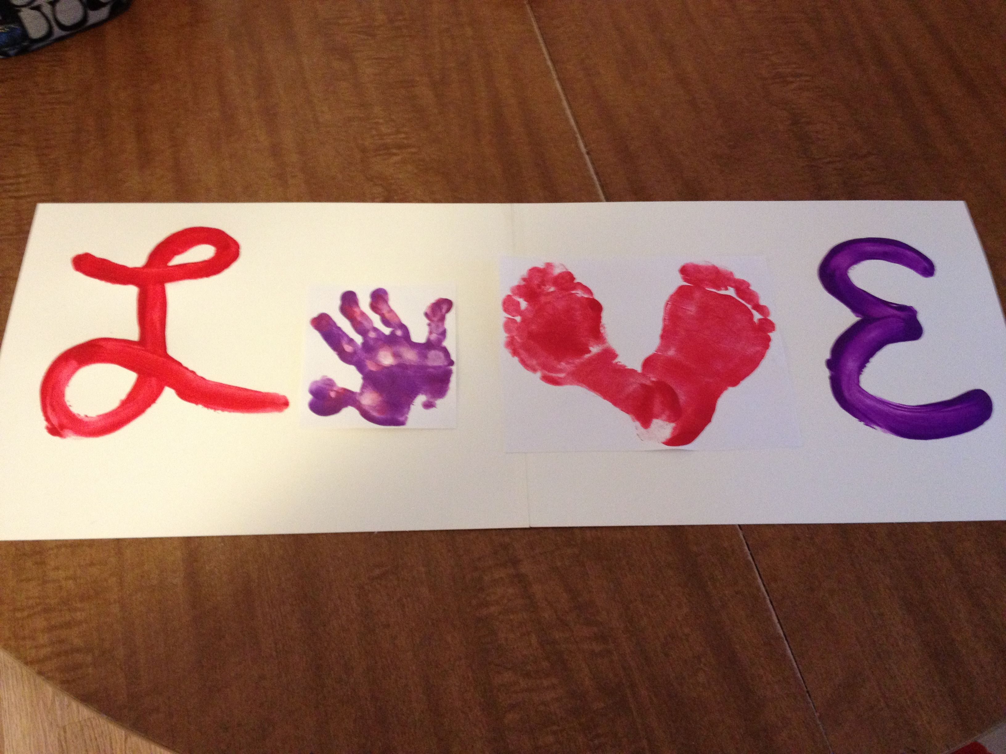 Easy valentine crafts for kindergarten - Toddler Valentine Craft My Kids Love To Paint I Clearly Hate It But