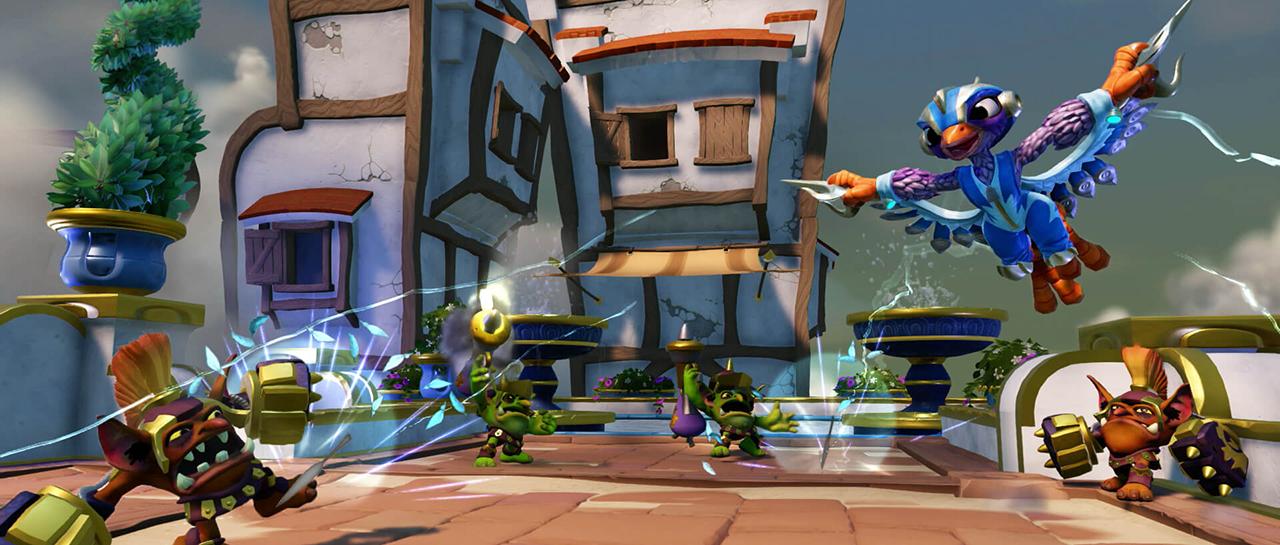 Lee Skylanders Academy es la primer serie de TV de Activision Blizzard Studios