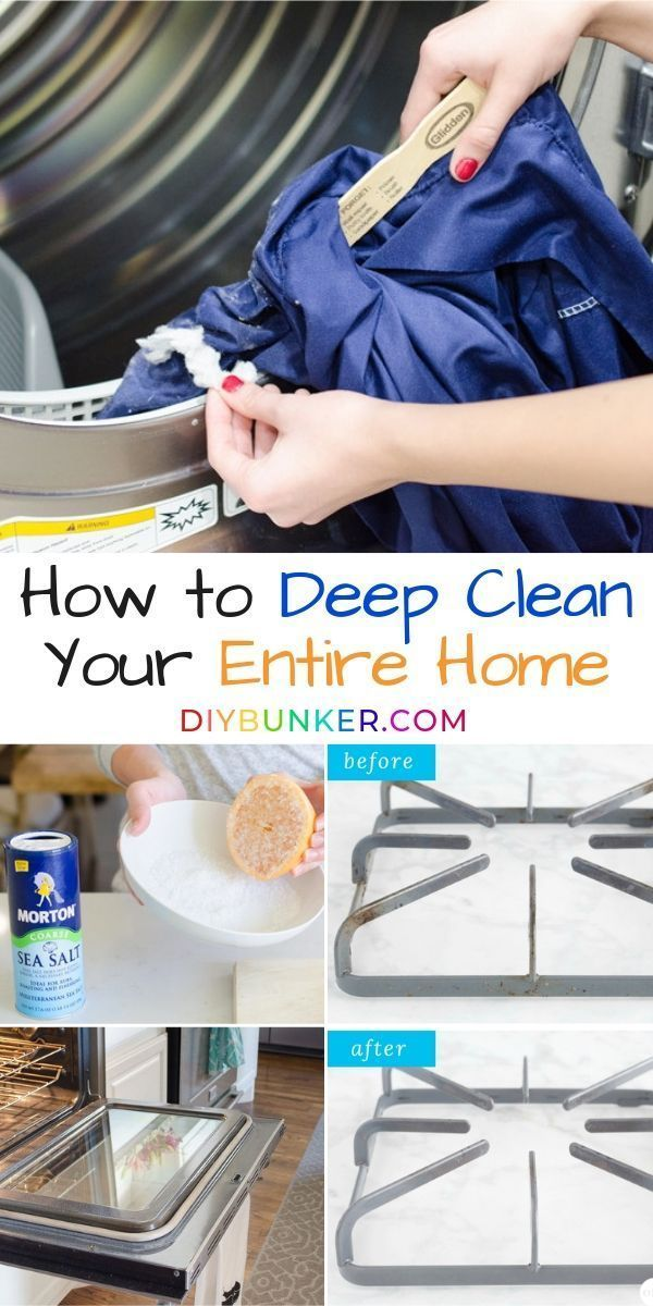 25 ridiculously easy ways to deep clean your entire home on fast and easy ways to refresh your home on a budget id=97090