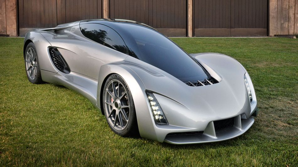 Divergent Says It S Built The World S Fastest 3d Printed Car Super Cars New Luxury Cars Concept Cars