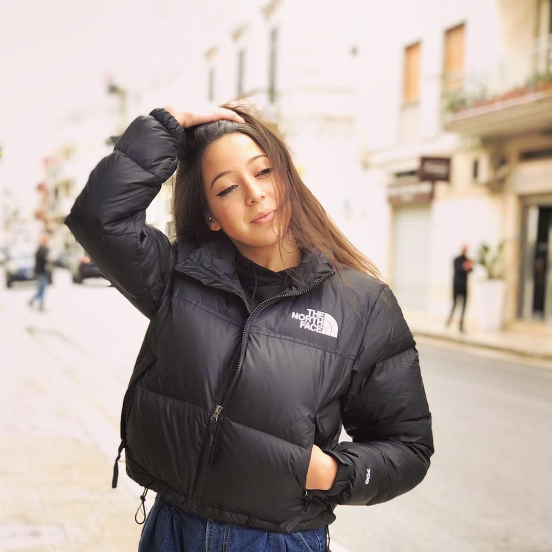 Magicroom It Auf Instagram Thenorthfacenuptse Crop Simple A Streetwear Icon Available In Store Puffer Jacket Outfits Street Wear Urban Clothing Brand [ 1080 x 1080 Pixel ]