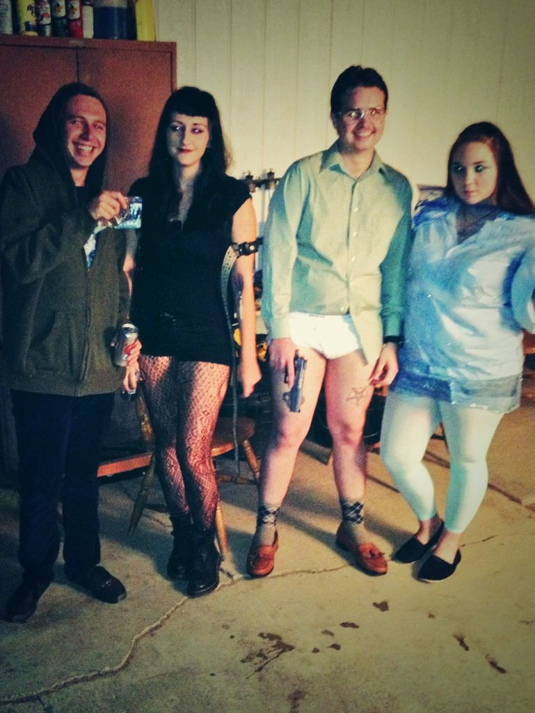 breaking bad halloween costume 2013 jesse pinkman jane margolis walter white and a - Halloween Costume Breaking Bad