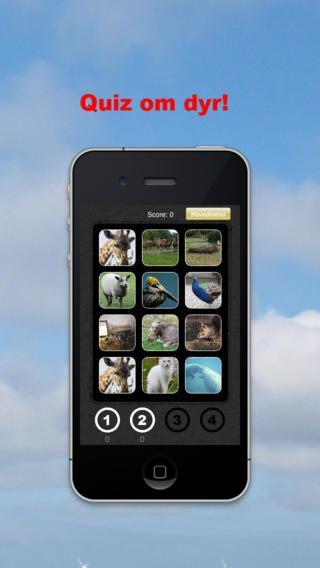Bornebogen Er En Dansk App Der Viser Billede Og Giver Beskrivelser Af Forskellige Dyr Man Kan Gaette Dyrelyde Og Quizze Om Dyrene Den Laering Quiz Borneboger